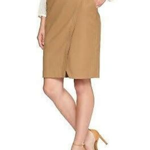 EUC Banana Republic Camel Skirt